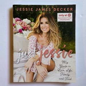 Jessie James Decker book